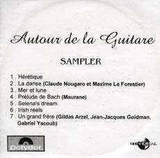 Autour de la guitare - GILDAS ARZEL