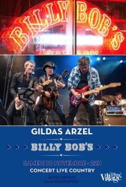 Concert au Disney Village - gildas-arzel-disney-village.jpg - GILDAS ARZEL