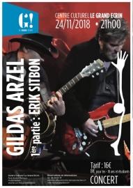 Concert au Grand Ecrin - gildas-arzel-live-malherbes.jpg - GILDAS ARZEL