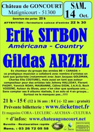 GILDAS ARZEL : Concert le 14 octobre - affichega.jpg