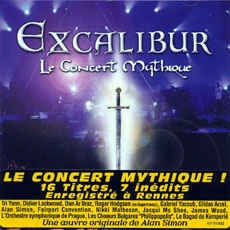 Excalibur - Le concert mythique - GILDAS ARZEL